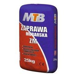 MTB ZAPRAWA MURARSKA 25KG