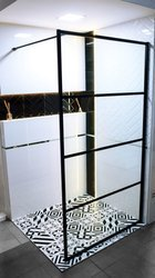 Ścianka prysznicowa Walk-In Maki 110cm CRA.001022 Craving