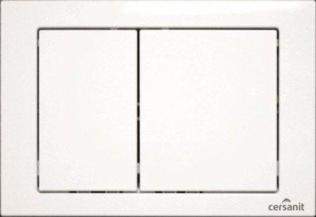 Przycisk Cube Biały K97-262 Cersanit